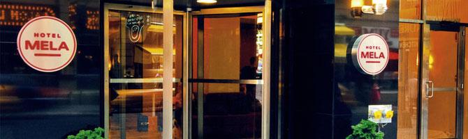 Hotel-schmal