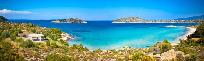 Chalkidiki Strand Lagonisi