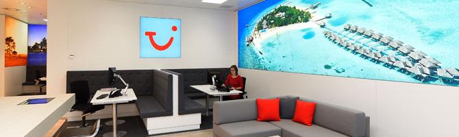 TUI Concept Store Glattzentrum