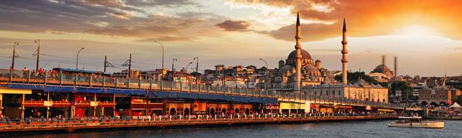 Istanbul-Skyline