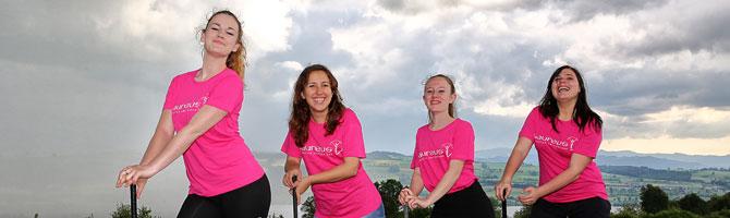 Laureus Girls in Sport