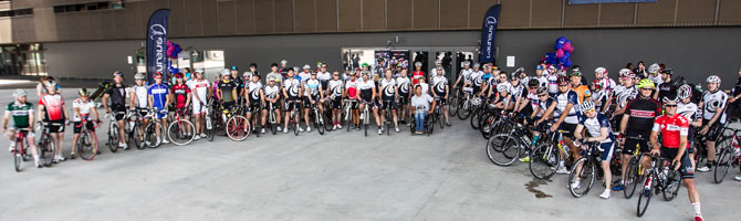 Start Laureus Cycle for Good