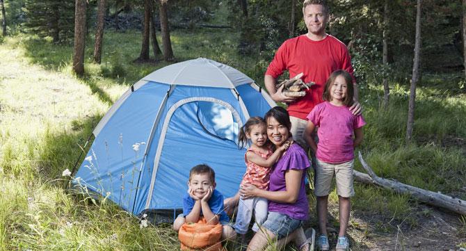 Campen-Zelten