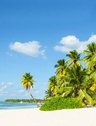 Karibik Dominikanische Republik