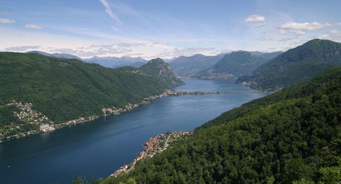 Melide-Tessin-Swissminiature