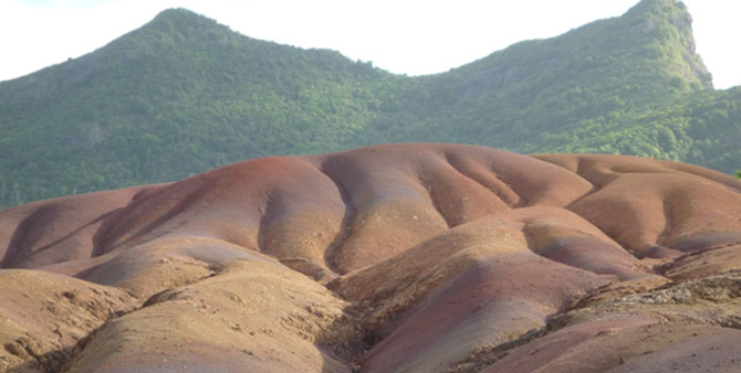 7 Colored Earth