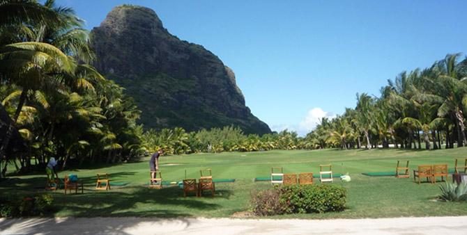 Beachcomber Paradis & Golf