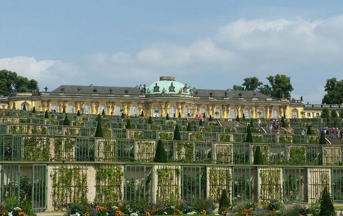 Sommerresidenz von Friedrich dem Grossen Berlin