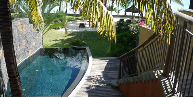 Trou aux Biches Senior Pool-Suite