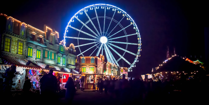 London Hyde Park Winter Wonderland by MrT HK CC-BY-2.0