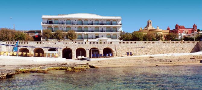 Hotel Terminal Apulien