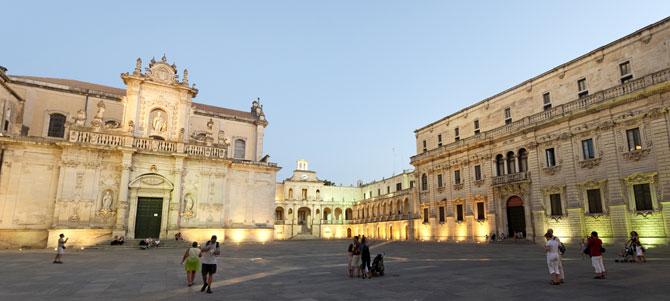 Lecce Apulien