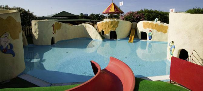 ROBINSON Club Apulia Apulien