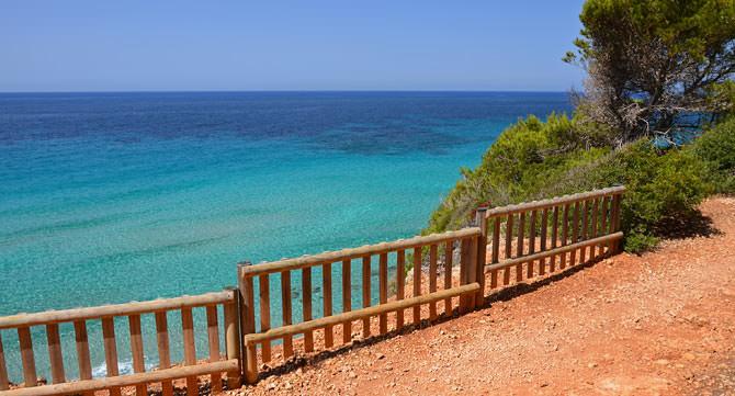 Cami de Cavalls Wanderweg Menorca