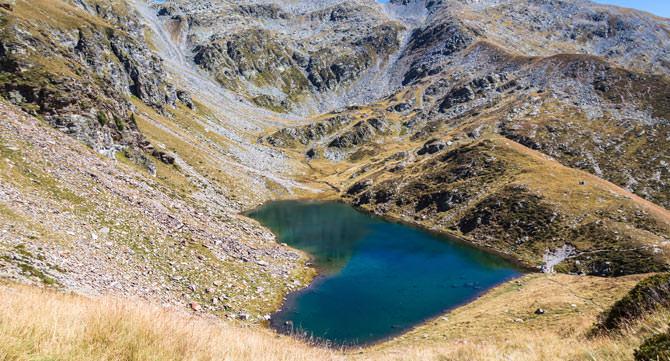 Lagh de Calvaresc Graubünden Schweiz