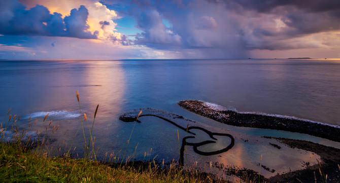 Penghu Inseln Taiwan