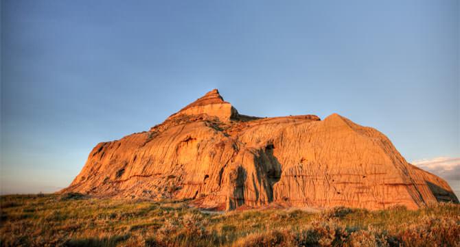 Big Muddy Valley, Saskatchewan Kanada
