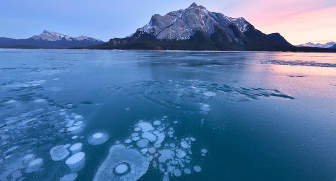 Lake Abraham, Kanada