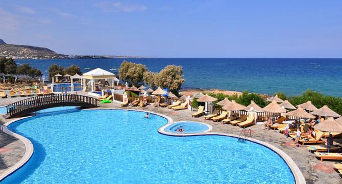 Alexander Beach Hotel & Village Kreta