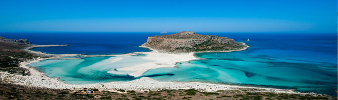 Balos Bucht Kreta Griechenland