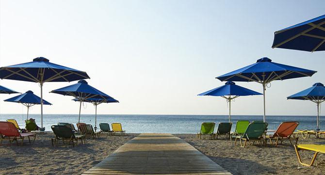 Esperides Beach, Rhodos