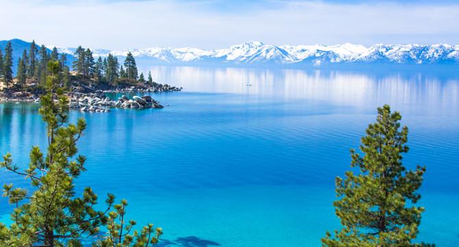 Lake Tahoe Nevada Kalifornien