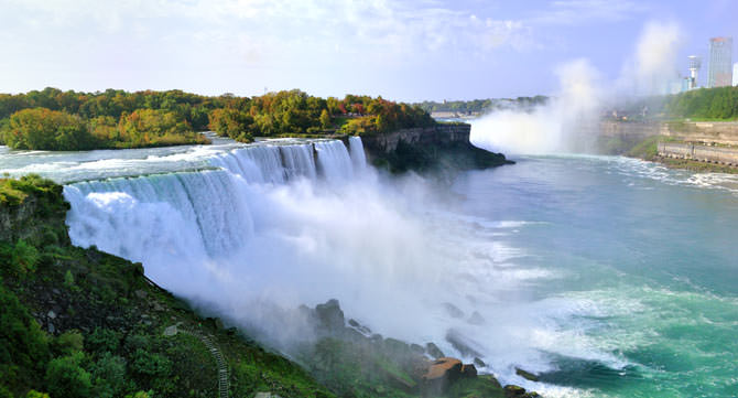 Niagara Falls New York
