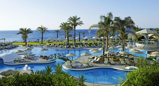 Rodos Palladium Leisure & Wellness, Rhodos
