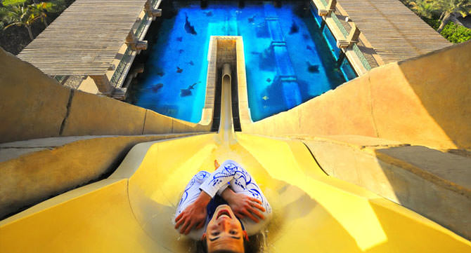 Atlantis The Palm Aquaventure Wasserpark