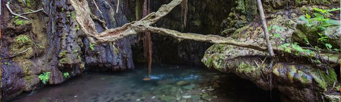 Bad der Aphrodite Zypern