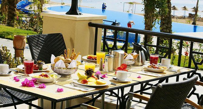 Frühstück im MAGICO