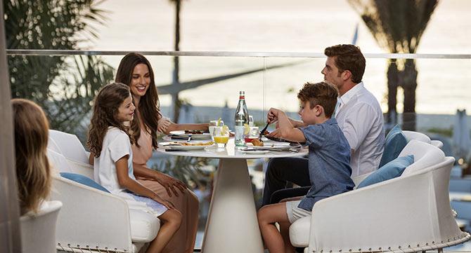 Abendessen Familie