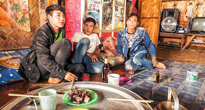 Laos_einheimische