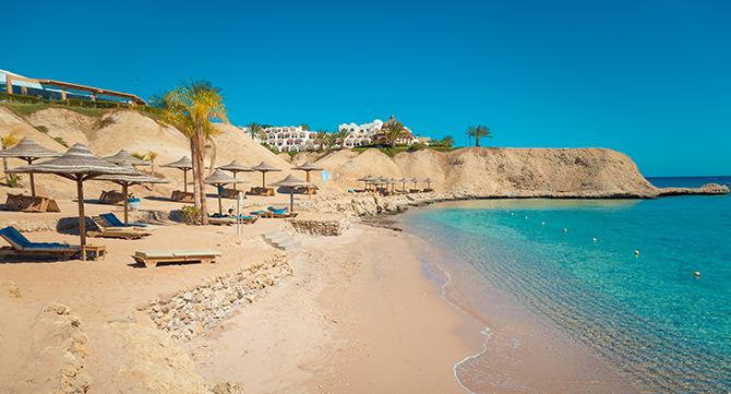 Hurghada-Strand